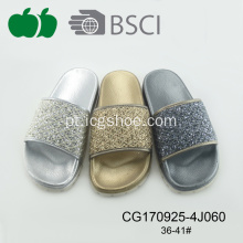 Lady Latest Design Summer Pcu Slipper